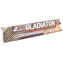 Olimp Gladiator High Protein Bar * carmel * 60g