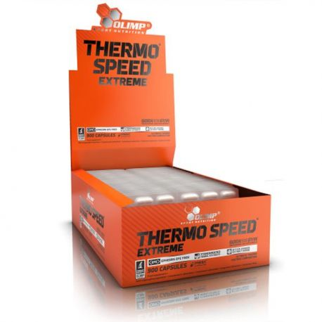 Olimp Thermo Speed Extreme * 30 mega caps (blister)