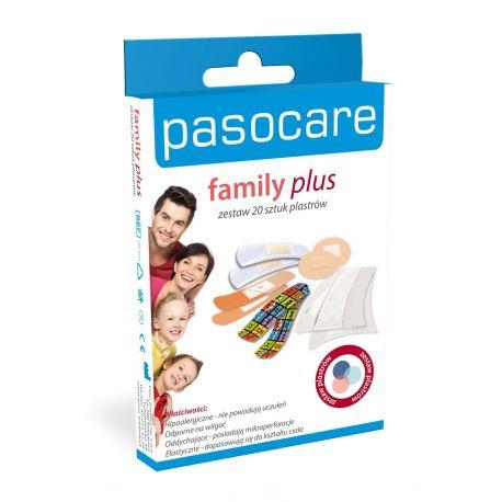 Paso Family Plus * Plastry - 20 szt