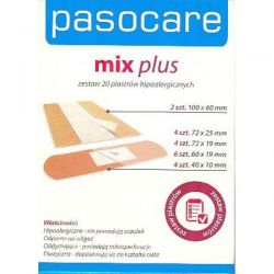 Paso Mix Plus *  Plastry - 20 szt