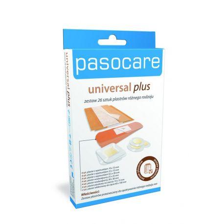 Paso Universal Plus - Plastry * 26 szt