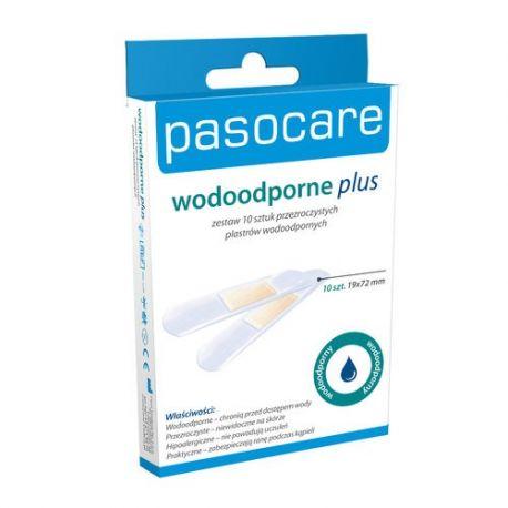 Paso Wodoodporne Plus - Plastry * 14 szt