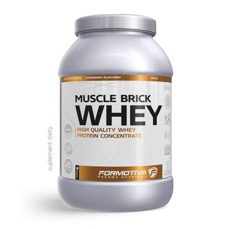 Formotiva Muscle Brick Whey * 2100 g