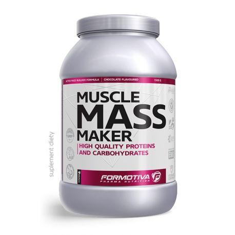 Formotiva Muscle Mass Maker * 3 kg