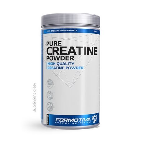 Formotiva Pure Creatine Powder * 600 g