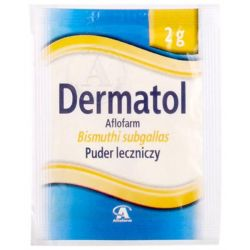 Dermatol - proszek * 2 g