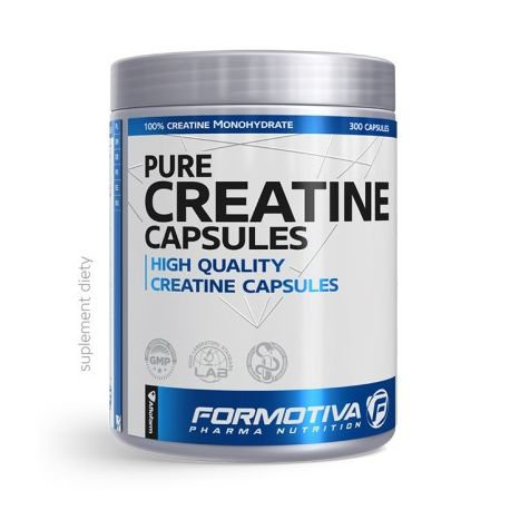 Formotiva Pure Creatine Capsules * 300 kaps.