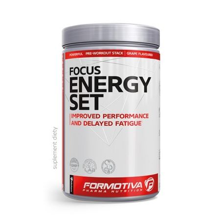 Formotiva Focus Energy Set * 480 g