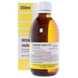 Rivanol 0,1 % płyn * 250 g