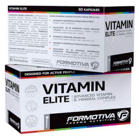 Formotiva Vitamin Elite * 60 kapsułek