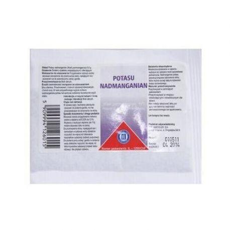 Kalium Hypermanganicum * saszetka- 5g