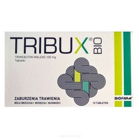 Tribux Bio 100 mg * 10 tabl