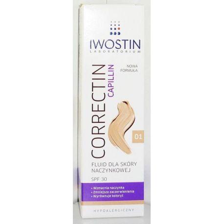 Iwostin Correctin Capillin *  Fluid 01 - 30 ml