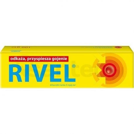 Rivel 0,5 % żel * 30 g