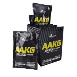Olimp AAKG Xplode powder * ultra concentrated formula * pomarańcz * 150g