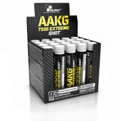Olimp AAKG 7500 Extreme Shot * wiśnia * 25ml
