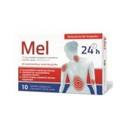 Mel 7,5 mg * 10 tabl