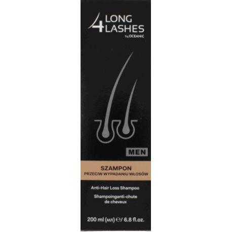 Long 4 Lashes Men * Szampon przeciw wypadaniu włosów * 200 ml