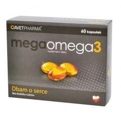 Mega Omega 3 * 60 kapsułek