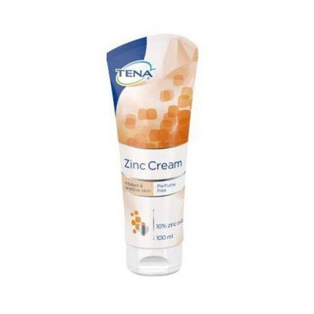 Tena Zinc Cream - Krem z cynkiem * 100 ml