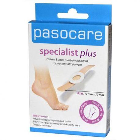Pasocare Specialist Plus * Plastry na odciski -  8 szt