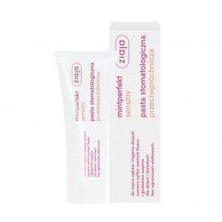 Ziaja Miniperfect Sensitiv * Pasta do zębów - przeciwpróchnicza * 75 ml