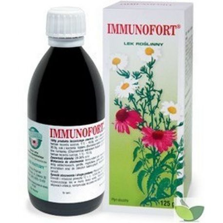 Immunofort płyn * 125 g