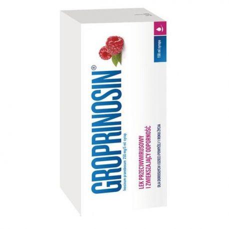 Groprinosin - syrop * 150 ml