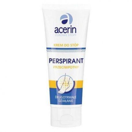 Acerin * Perspirant - przeciwpotny do stóp  * 75 ml