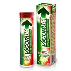 Vigor Up Fast * 20 tabletek musujących * Smak pomarańczowy