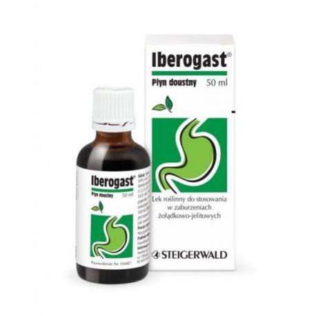 Iberogast -płyn doustny * 50 ml