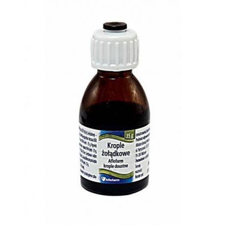 Krople żołądkowe-Aflofarm * 35 g