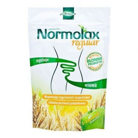 Normolax Regular,- smak jabłkowy * 100g