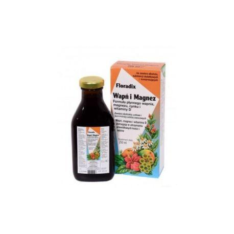 Floradix - Wapn i Magnez  * 250 ml