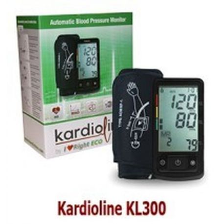 Kardioline Ciśnieniomierz KL 300 * 1 szt
