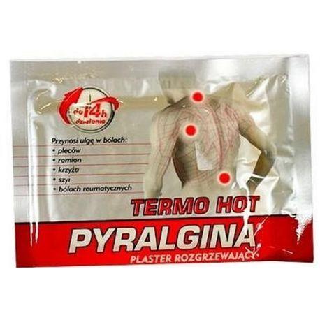 Pyralgina Termo Hot *Plaster silnie rozgrzewający * 1 szt