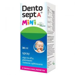 Dentosept A Mini - Spray * 30 ml