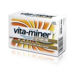 Vita Miner - Senior, * 60 szt