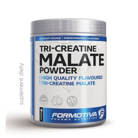 Formotiva Tri-Creatine Malate Powder * 400g