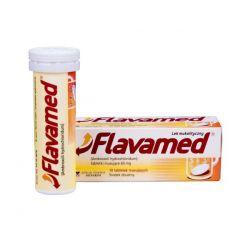 Flavamed 60 mg * 10 tabl. musujących