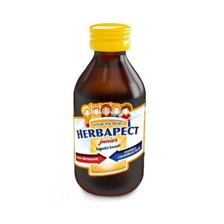 Herbapect Junior - syrop * 120 g