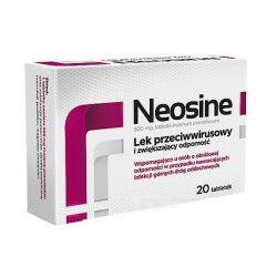 Neosine 500 mg * 20 tabl