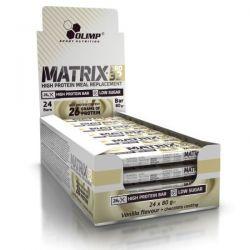 Olimp Matrix Pro 32 *  wanilia * DISPLAY * 24 batony x 80 g