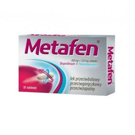 Metafen * 10 tabletek