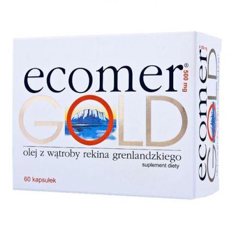 Ecomer Gold 500 mg * 60 kapsułek