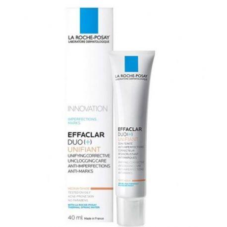La Roche Effaclar Duo (+) *  Krem zwalczający zmiany trądzikowe * 40 ml