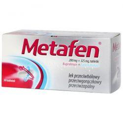 Metafen * 50 tabletek
