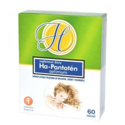 Ha-Pantoten Optimum * 120 tabletek