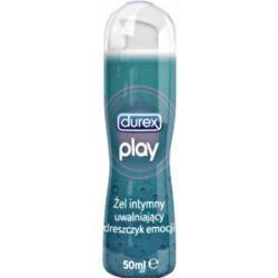 Żel Durex Play * dreszczyk emocji * 50 ml
