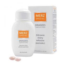 Merz Spezial Dragees * 60 tabletek